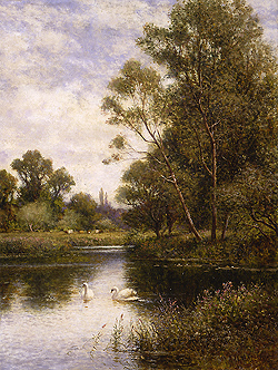 alfred_a_glendening_a3324_swans_on_the_river_small.jpg