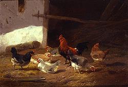 cornelius_van_leemputten_a1958_chickens_in_a_farmyard_small.jpg